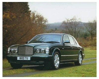 2003 Bentley Arnage R Automobile Photo Poster zch8572
