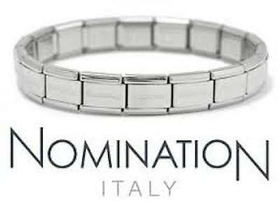 Nomination Italy Genuine Nominations Classic Composable Charm Bracelet Gift Tool