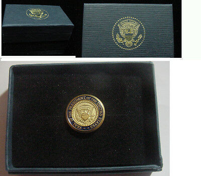 Presidential Jimmy Carter Lapel Pin - diecast