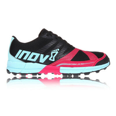 Inov8 Terraclaw 250 Womens Cushioned Trail Running Sports Shoes Trainers