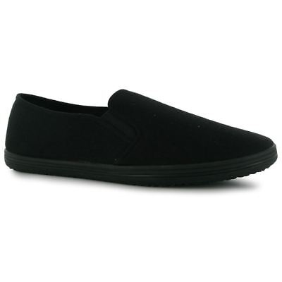 Slazenger Slip On Canvas Tai-Chi / Kung Fu Shoes