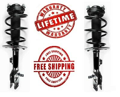 07 08 09 10 11 12 Caliber Front Left And Right Complete Strut Spring Assembly