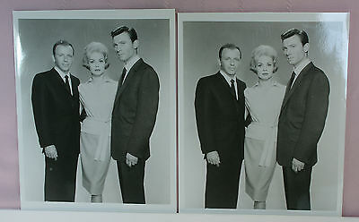 Official Press Release Photos For The Manchurian Candidate 1962 Frank Sinatra