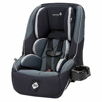 Safety 1st Guide 65 Convertible Car Seat with Easy-Adjust Headrest (Seaport)