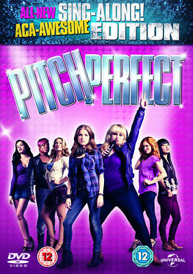 Pitch Perfect: Sing-along DVD (2015) Elizabeth Banks ***NEW***