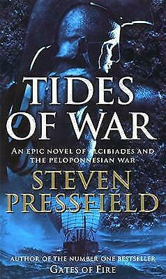 Tides of War by Steven Pressfield (Paperback) New Book