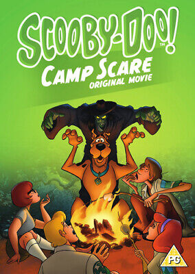 Scooby-Doo: Camp Scare DVD (2010) Ethan Spaulding cert PG FREE Shipping, Save £s