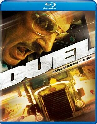 Duel (2015, Blu-ray New)