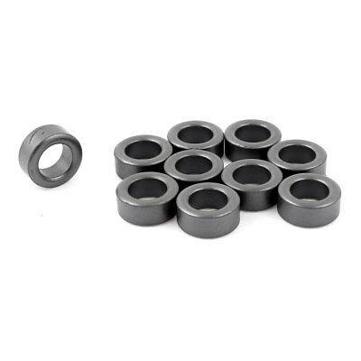 10 Pcs 22.5mm x 13.5mm x 10mm Power Ferrite Toroid Cores for Inductor