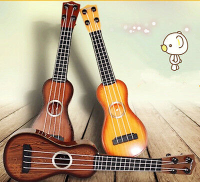 Musical Instrument Guitar Children Educational Toy Can Played 3+ Year Old 15inch