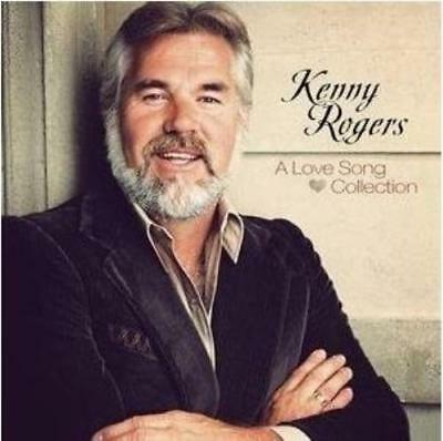 Kenny Rogers - A Love Song Collection New Cd