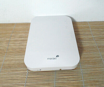 Cisco Meraki MR24-HW Cloud-Managed Access Point without License 3x3 802.11n