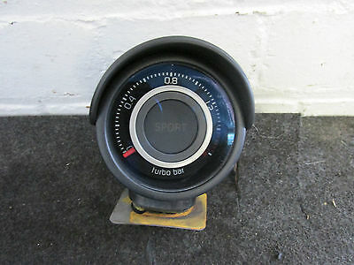 Fiat 500 Abarth Esseesse 1.4 T Genuine Turbo Boost Gauge 518429380