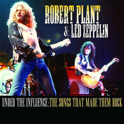 Various Artists : Robert Plant & Led Zeppelin - Under the Influence: The Songs