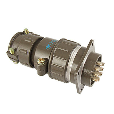 P32K4Q Straight Type 14 Pin P Series Aviation Connector