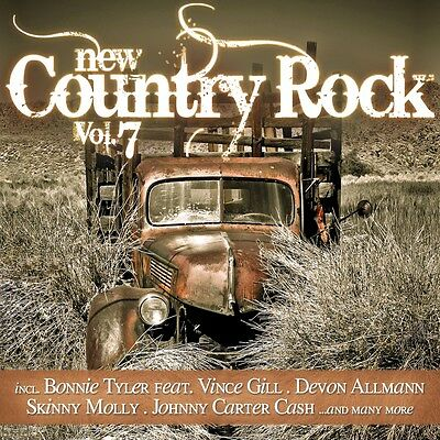 New Country Rock, 1 Audio-CD. Vol.7