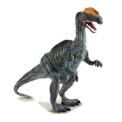 DILOPHOSAURUS DINOSAUR Model by CollectA Hand Painted BNWT GIFT