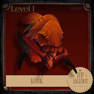 » Kovok | Kovok | WoW | World of Warcraft | Battlepet | Pet | Haustier «