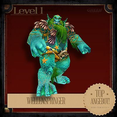 » Wellenspringer | Tideskipper | WoW | World of Warcraft | Pet | Haustier «