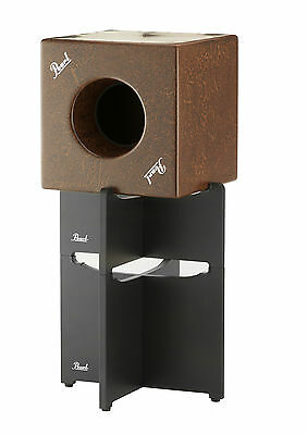 Pearl Cube Cajon w/ stand - PFCC629S