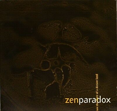 ZEN PARADOX from the shore of a distant land N2 014 belgian DOUBLE LP PS EX+/EX