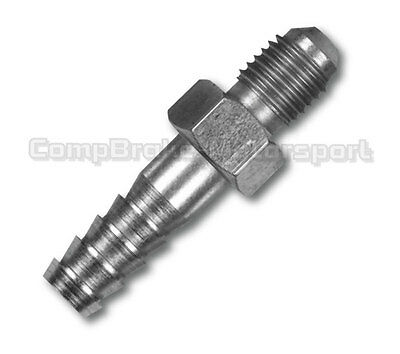 Master Cylinder Union 7/16 To Push Fitting Compbrake  (( 1 PAIR )) CMB0922