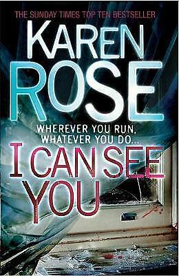 I Can See You by Karen Rose (Paperback) New Book
