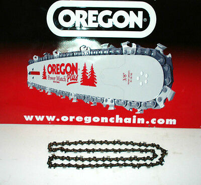 "Oregon 91PX062E Chainsaw Chain 3/8"" - 0.050"" (1.3mm) - 62 Drive Links (91VG 91P)"