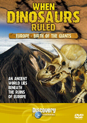 When Dinosaurs Ruled: Europe DVD (2005)