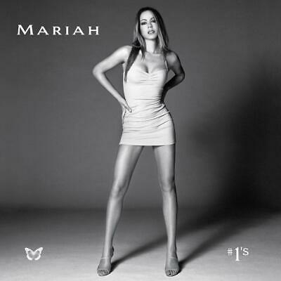 MARIAH CAREY - #1's CD ~ GREATEST HITS / BEST OF ~ NUMBER ONES 90's R&B *NEW*