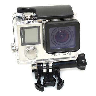 Water Sports Diving Transparent Protector Cover Case Housing For GoPro Hero 4