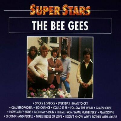 Bee Gees : Super Stars CD Value Guaranteed from eBay's biggest seller!