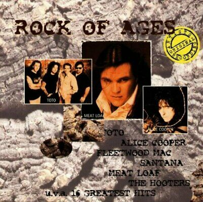 Rock of Ages:16 Greatest Hits : Rock of Ages: 16 Greatest Hits CD