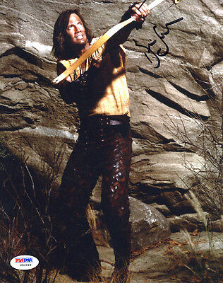 """(SSG) KEVIN SORBO Signed 8X10 Color """"Hercules"""" Photo with JSA (James Spence) COA"""