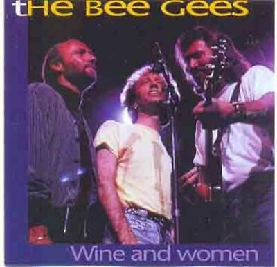 The Bee Gees - wine and women CD Value Guaranteed from eBay's biggest seller!