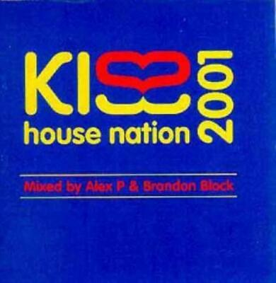 Various Artists : Kiss House Nation 2001 CD Incredible Value and Free Shipping!