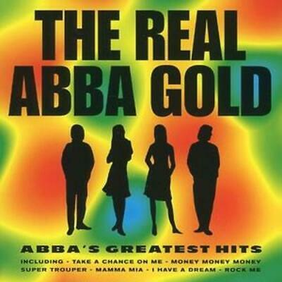 The Real Abba Gold : Abba's Greatest Hits CD (2008)