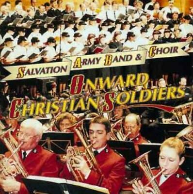 Salvation Army Band Choir : Onward Christian Soldiers CD FREE Shipping, Save £s