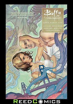 Buffy The Vampire Slayer Season 10 Volume 3 Love Dares You Graphic Novel