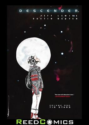 DESCENDER VOLUME 1 TIN STARS GRAPHIC NOVEL New Paperback Collect Issues 1-6
