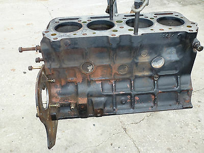 Mitsubishi 4DQ5 Engine Block Crank Case off DH4B Trencher