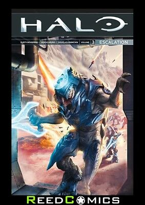 HALO ESCALATION VOLUME 3 GRAPHIC NOVEL New Paperback Collects Issues #13-18