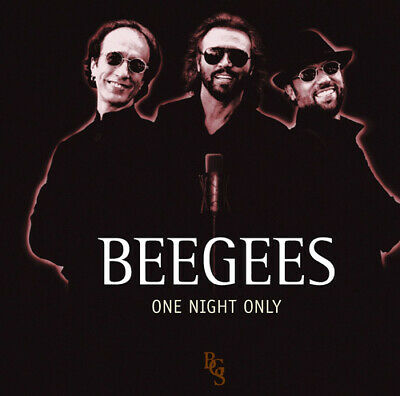 The Bee Gees : One Night Only CD (2017)