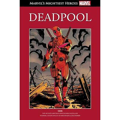 Marvel's Mightiest Heroes Graphic Novel Collection - DEADPOOL Issue 61 Hardcover