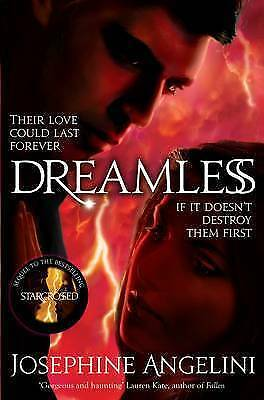 Starcrossed: Dreamless by Josephine Angelini - New Book
