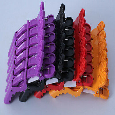 5PCS Fashion Hair Clips Hairdressing Cutting Salon Hair Styling Tools For Women