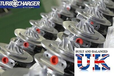 Turbo Turbocharger Chra Cartridge Vauxhall Zafira Astra Fiat Saab 755046