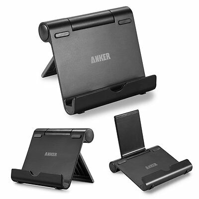 Anker Multi-Angle Aluminum Stand for Tablets, e-readers and Smartphones NEW