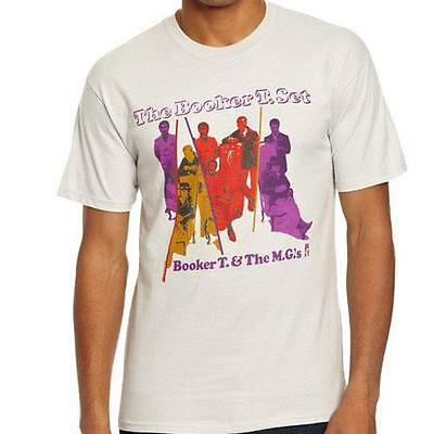 Booker T And The MGs - The Booker T Set Mens Cotton T-Shirt - New & Official