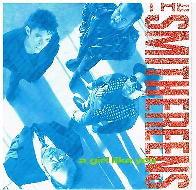 "Smithereens-A girl like you/Cut flowers/7"" Single von 1989"